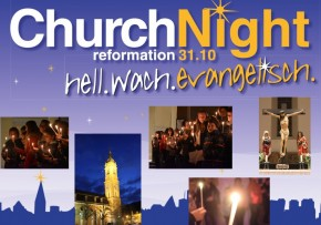 Bilder Churchnight